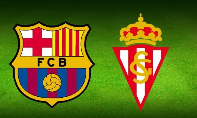 Barcelona vs Sporting Gijon, 02h45 ngày 02/03: Giông bão chờ Gijon