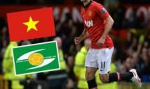 NÓNG: Huyền thoại MU - Ryan Giggs sắp trở lại Việt Nam, ghé thăm SLNA