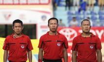 HY HỮU: Trọng tài quên thẻ trận Quảng Nam - HAGL