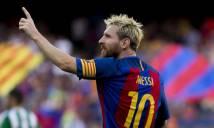 Tiết lộ cầu thủ duy nhất Messi muốn đổi áo đấu