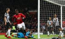 """Vì sao Pogba trở lại giúp Man United """"sáng cửa"""" vô địch Premier League?"""