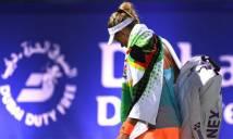 Thất bại trước hạt giống số 7 ở bán kết Dubai, Kerber mất cơ hội đòi lại ngôi số 1 thế giới