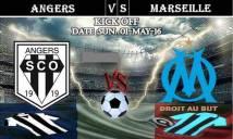 Angers vs Marseille, 22h00 ngày 01/05: Chưa hết khốn khó
