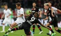 Không thể ghi bàn dù chơi hơn người, Bayern chấp nhận chia điểm với Leverkusen