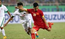 Việt Nam trước nguy cơ vào bảng khó vòng loại Asian Cup 2019