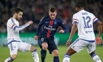 CHÍNH THỨC: Verratti ở lại PSG tới năm 2021