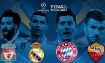 Doanh thu Champions League: MU tiếp tục 'tụt dốc'