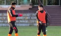 Xuân Trường xác nhận đang điều trị chấn thương tại Hàn Quốc