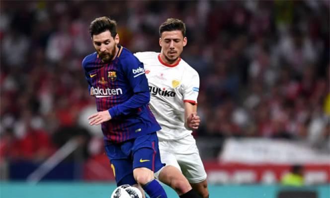 NÓNG: Barca đạt thoả thuận mua 'trung vệ trẻ' đẳng cấp