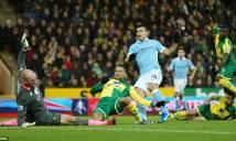 Norwich - Man City: Không thể cản