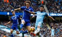 David Luiz 'ân xá' cho Aguero
