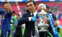 Giúp Chelsea vô địch FA Cup, HLV Conte tuyên bố bất ngờ về tương lai