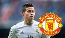 Vụ MU mua James Rodriguez, Ronaldo bất ngờ phá đám