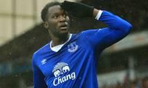 Lukaku rực sáng, Everton vùi đập Sunderland