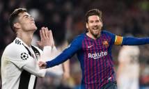 Ronaldo dừng bước tại Champions League: Bóng vàng ngoài tầm với