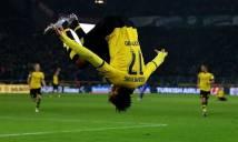 Bundesliga vẫn chưa thể cản nổi 'sát thủ' của Dortmund