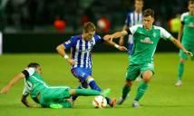 Nhận định Werder Bremen vs Hertha Berlin 00h30, 28/01 (Vòng 20 - VĐQG Đức)
