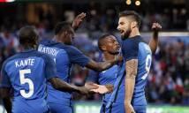 ĐT Pháp triệu tập: Tràn ngập các ngôi sao trẻ