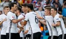 Slovakia yếu hay do Đức quá mạnh?