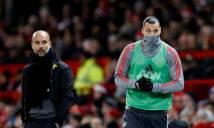 Ibrahimovic chê Guardiola không phải đàn ông trưởng thành