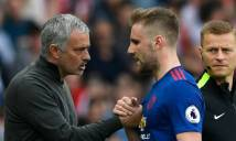 Huyền thoại MU phê phán Mourinho vì...chê học trò