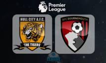 Hull City vs Bournemouth, 22h00 ngày 14/01: Nỗi lo lực lượng