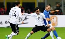 Hàng công thiếu nét, Italia và Đức hòa tẻ nhạt trên sân Giuseppe Meazza
