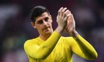 Courtois từ chối gia hạn với Chelsea, đợi tin từ Real