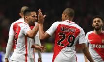 Hủy diệt Lille, Monaco chạm một tay vào cúp vô địch Ligue 1