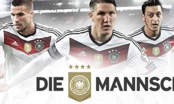 Ý nghĩa biệt danh 'Die Mannschaft' của ĐT Đức