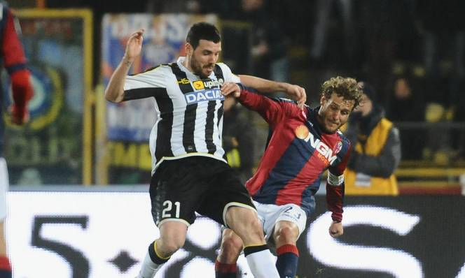 Nhận định Udinese vs Bologna, 23h00 ngày 20/05 (Vòng 38 - VĐQG Italia)