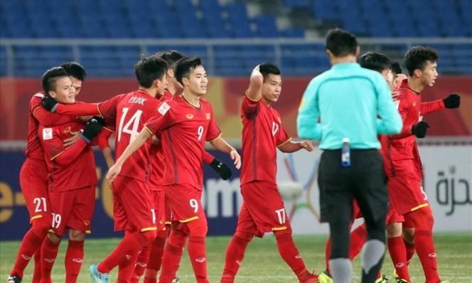 Điểm tin bóng đá VN sáng 16/01: Quang Hải tranh Vua phá lưới giải U23 châu Á