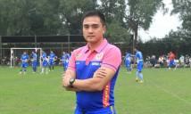 HLV Nguyễn Đức Thắng đã tìm ra điểm yếu tân binh TPHCM