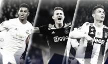 Nhìn lại vòng 1/8 Champions League: Những cuộc ngược dòng điên rồ và sự trỗi dậy của người Anh