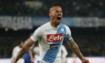 Hamsik vs Juventus: Người chiến binh thách thức cả thế lực
