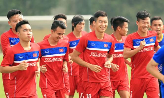 U22 Việt Nam bị cấm sử dụng điện thoại trước trận đấu tại SEA Games