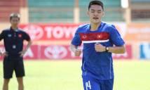 Tiền vệ Việt Kiều gặp khó ở U20 Việt Nam