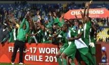 Bóng đá Nigeria gây chấn động với 26 nhà vô địch gian lận tuổi