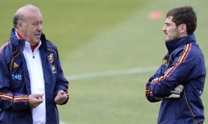 HLV Del Bosque - Casillas: Mối quan hệ thầy trò rạn nứt