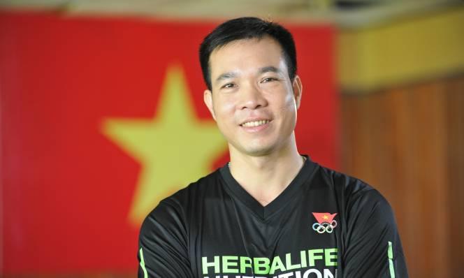 Hoàng Xuân Vinh vào ban chấp hành Liên đoàn Bắn súng Việt Nam