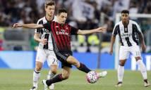 Trước đại chiến Juventus - Milan: Tâm điểm Bonaventura