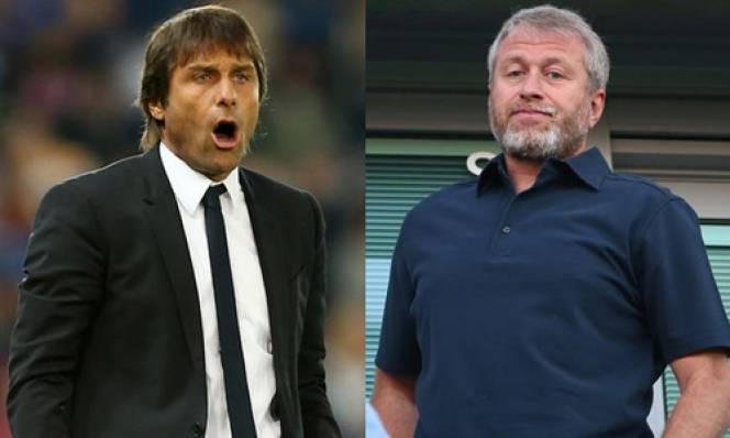 Conte gặp mặt Abramovich, thông báo quyết định chia tay