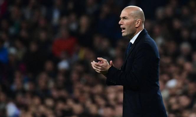 Zidane tái thiết lập kỷ lục cùng Real