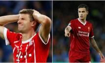 Nếu Liverpool mua được Muller, Barca đã có Coutinho