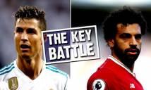 Cris Ronaldo vs Salah: Cuộc chiến quyết định tất cả