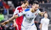 Hamsik: Niềm hy vọng lớn lao của Slovakia