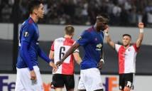 Điểm tin sáng 16/09: Man Utd nhận kỷ lục buồn sau trận thua Feyenoord
