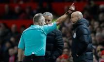 Mourinho than thở vì bị FA trù dập