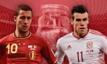 [Infographic] Xứ Wales vs Bỉ: Phía trước là lịch sử