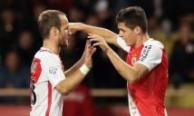 Đè bẹp Marseille, Monaco tạm chiếm ngôi đầu Ligue 1